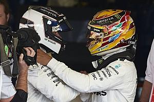 Formula 1 Ultime notizie La Mercedes non teme possibili tensioni tra Hamilton e Bottas