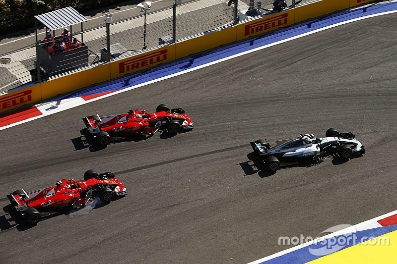 """Ferrari: """"Nagyszerű versenyünk volt, csak a rajt..."""""""