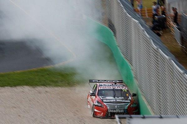 V8 Supercars: Glück im Unglück für Simona de Silvestro
