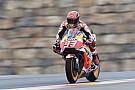 MotoGP FP3 MotoGP Aragon: Marquez tercepat, Rossi lolos Q2