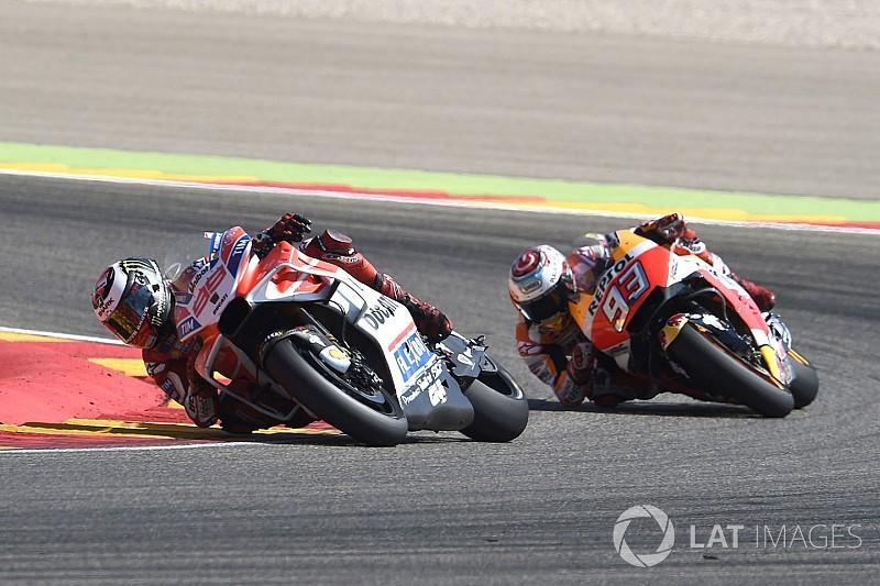 """Lorenzo: """"La prima vittoria con la Ducati non è un'ossessione"""""""
