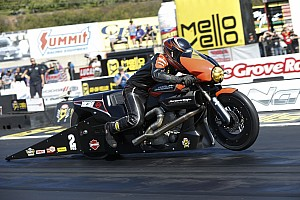 NHRA Qualifying report Hight, Torrence, Butner and Krawiec take No. 1 qualifying positions Saturday at Fallnationals