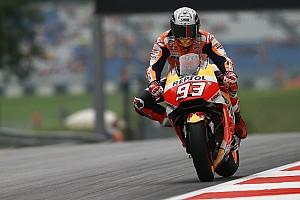 MotoGP 予選レポート 【MotoGP】オーストリア予選:PPマルケス、2-3番手はドゥカティ勢