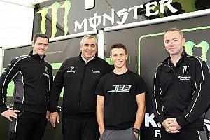 Mondiale Cross MxGP Ultime notizie Julien Lieber sale in MXGP con la Kawasaki nel 2018