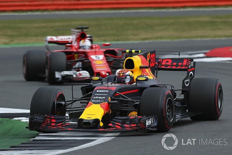 Red Bull targets outscoring Ferrari over rest of 2017