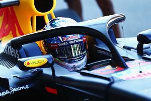 Wajah baru F1 2018, Halo wajib dipasang
