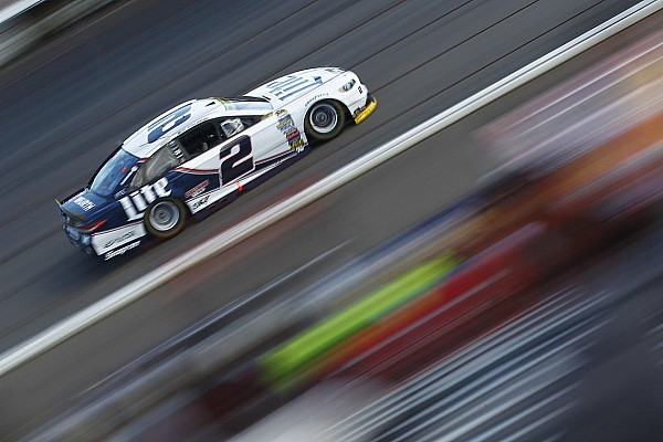 Late-race restarts saved the day for Keselowski at New Hampshire