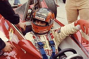 Formule 1 Diaporama 8 mai 1982 - Décès tragique du