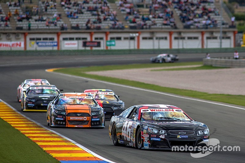 More growth for Euro Series as Swiss team joins NASCAR