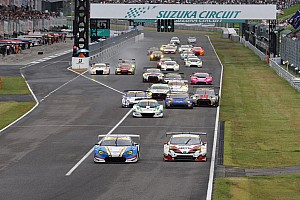 Super GT Breaking news Super GT's Suzuka 1000km to make way for 10-hour GT3 race