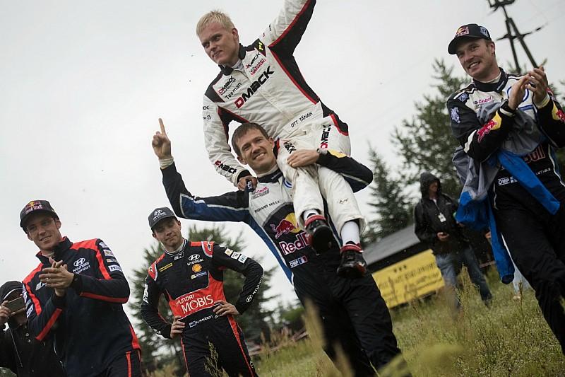 WRC Rajd Polski: неймовірний Тянак!