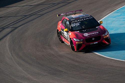 Jaguar: Evans 'varre' domingo em Berlim, mas Jimenez segue líder após 2º lugar
