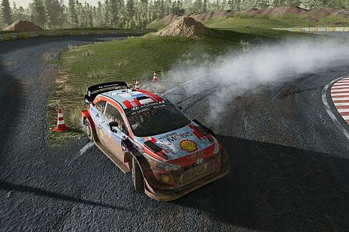 Hands-on with WRC 10's brand new stages and physics