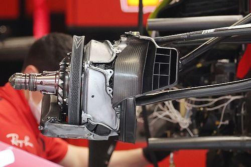 Ferrari опробовала дешевые тормоза