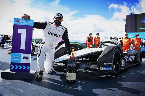 Mortara gana la segunda carrera en México