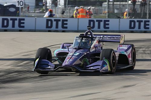 Grosjean lidera el inicio en Road America y O'Ward fuera del top 10