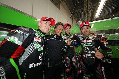 Rea y el Kawasaki Team Green se llevan la pole de las 8 horas de Suzuka