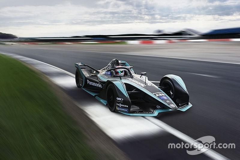 Jaguar показала свою нову машину Формули Е