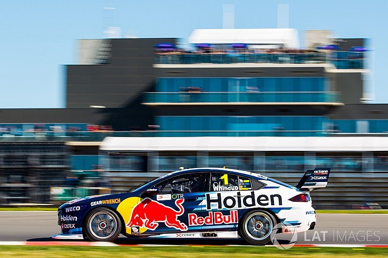 Tailem Bend Supercars: Whincup wins, Van Gisbergen takes points lead