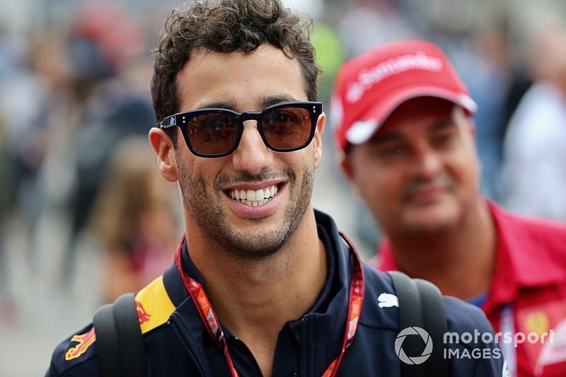 Renault confía en que Ricciardo acelere su progreso