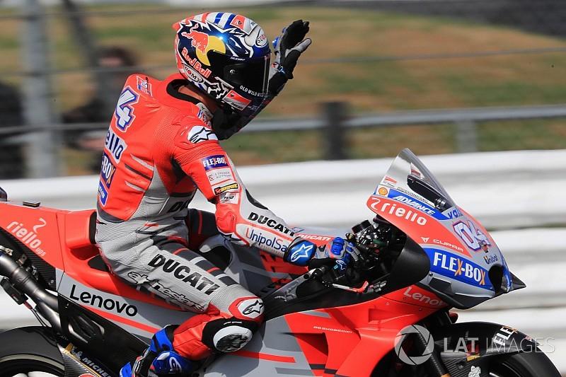 Довіціозо: Найшвидші гонщики - Віньялес, Маркес, Кратчлоу та я