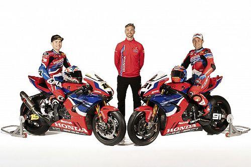 WorldSBK: Honda desvela los colores de la nueva Fireblade de Bautista