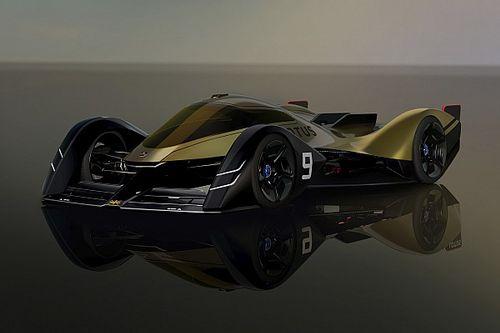 El futurista prototipo eléctrico de Lotus... para 2030