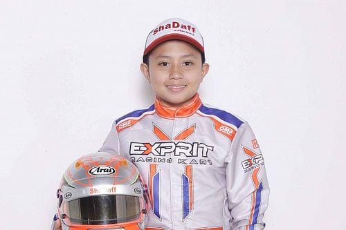 Arai Indonesia Siapkan Helm Khusus untuk Kanaka Azarel