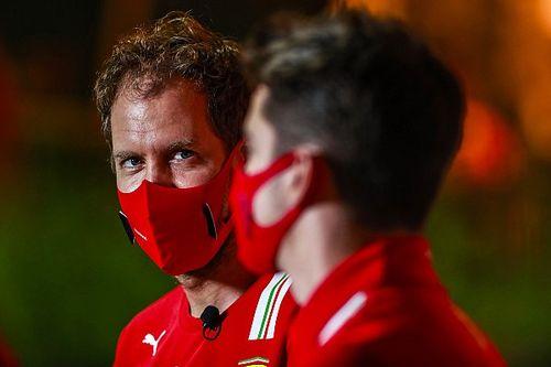 Le peu d'essais avec Aston Martin n'inquiète pas Vettel