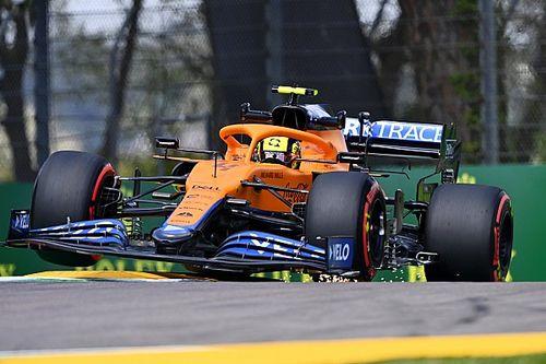 """Norris: """"Ferrari beklediğimizden biraz daha hızlı"""""""