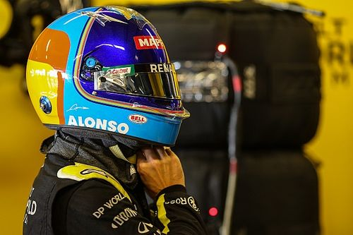 阿隆索成功接受上颚矫正手术,预计几天后就可恢复训练