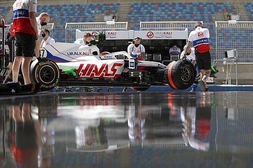 """Steiner: """"Haas è stata vicina a chiudere. Ora pensiamo al 2022"""""""