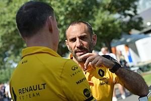 Renault crê que chegar a acordo sobre teto de gastos é urgente para F1