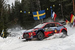 Ралі Швеція: Ньовілль відкрив гонку перемогою на СД1