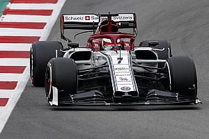 Barcelone, J3 - Räikkönen aux commandes, contretemps pour McLaren