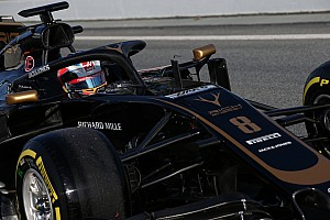 Haas aiming to fix