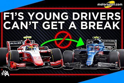 Pochi team in F1, ed i talenti si perdono
