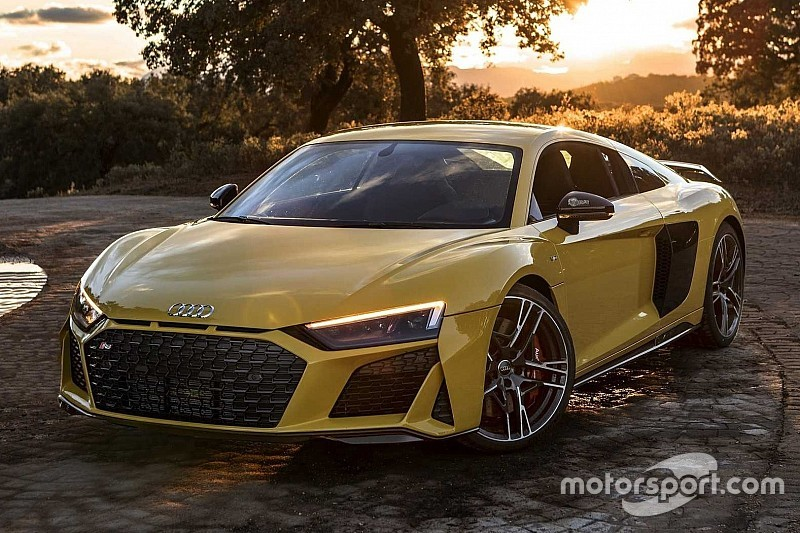 Audi R8 Performance розкрив свої секрети на трасі
