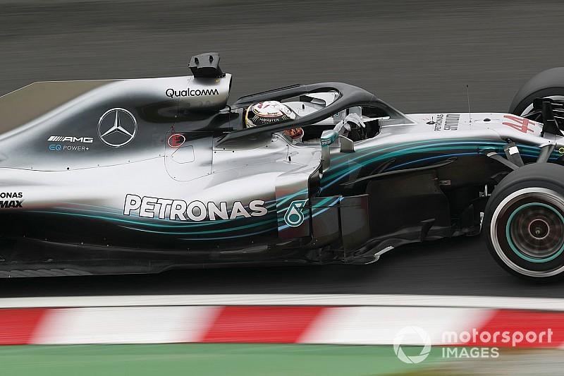 """Hamilton: """"Stap vooral dankzij beter begrip van auto"""""""