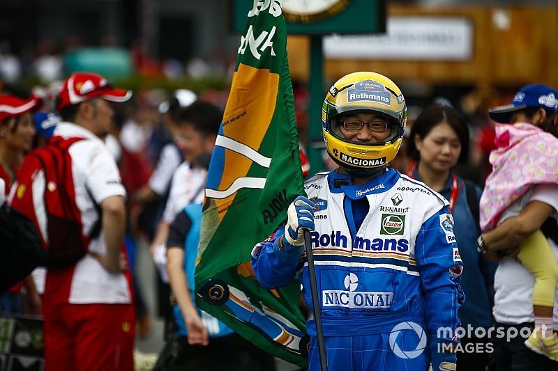 Гран При Японии: лучшие фото субботы