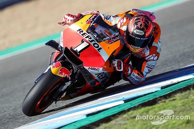 Repsol annuncia il #1 sulla moto di Marc Márquez, ma è uno scherzo