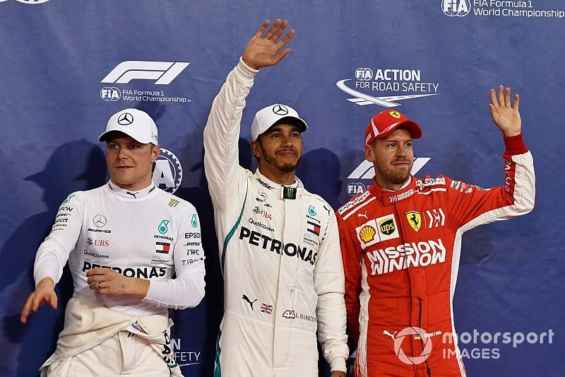 Гран Прі Абу-Дабі: Хемілтон виграв останній поул сезону