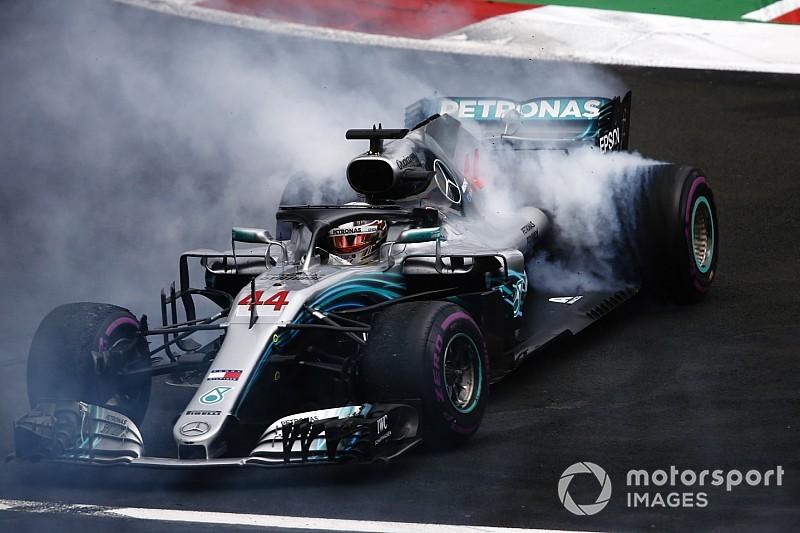Hamilton pakt vijfde wereldtitel: