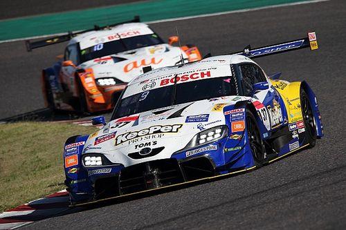 山下健太がスーパーGTにフル参戦復帰、TGRが2021年GT500体制を発表