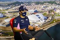Pereznek és a Racing Pointnak volt mit megbeszélnie…