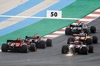 2020 F1 Portuguese GP race results