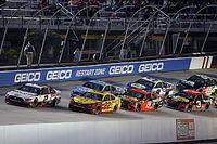 NASCAR na szutrze