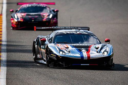 ELMS: Rovera trionfa ancora a Spa con la Ferrari di AF Corse