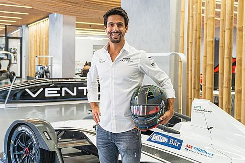 Di Grassi será piloto de Venturi en la Fórmula E 2022