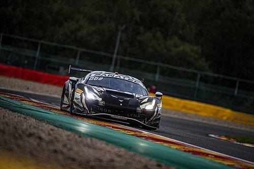Iron Lynx Ferrari wint 24 uur van Spa na dramatische ontknoping